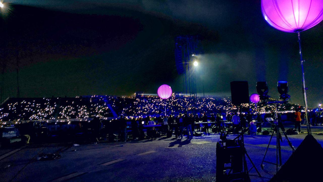 Un weekend a Linate con Katana e 20.000 persone