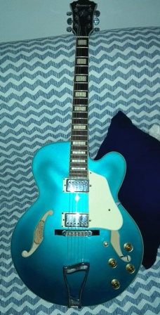 Valutazione Ibanez AFS75 td OBL