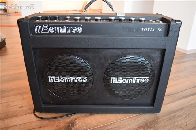 Amplificatore Meazzi M3 Total 50