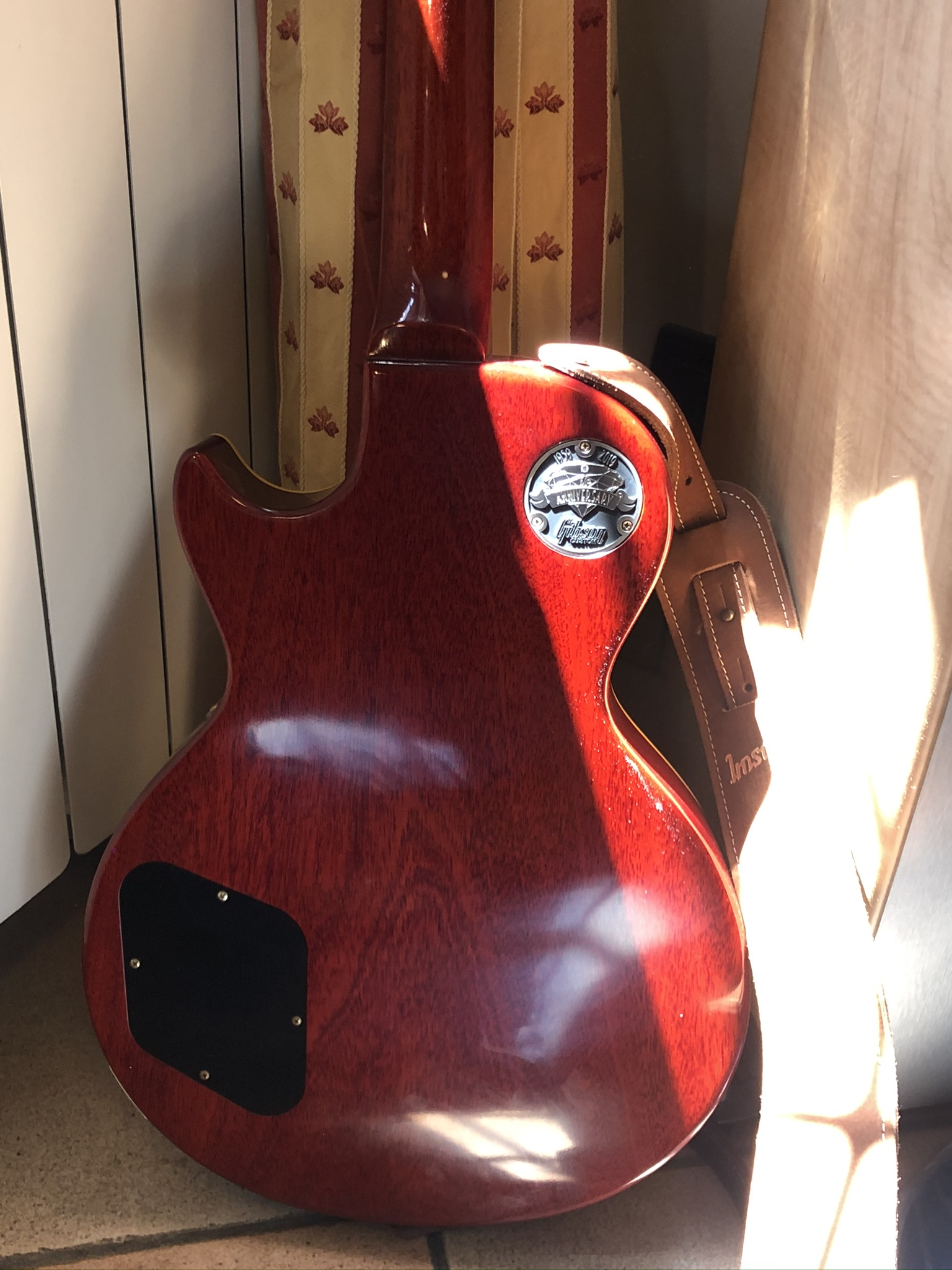 Breve storia di una Gibson 59 CS Reissue