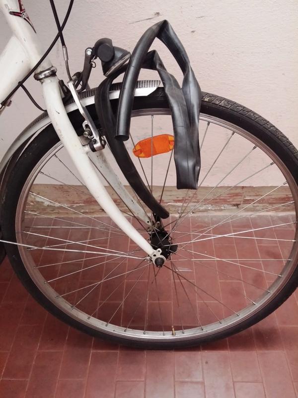 Il biciclo delle quinte