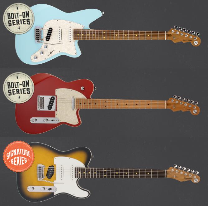 Reverend (alternative a Fender)