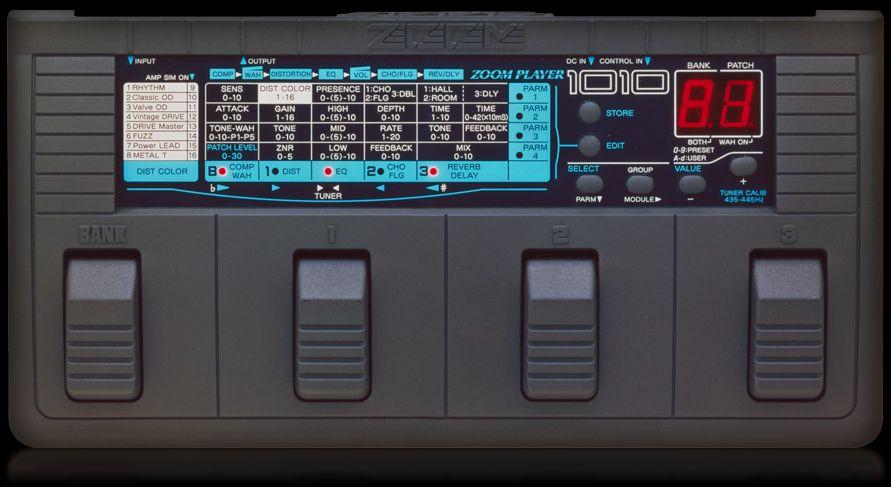 Zoom 1010 - il digitale anni '90
