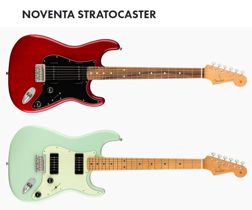 Fender che comprerei #2