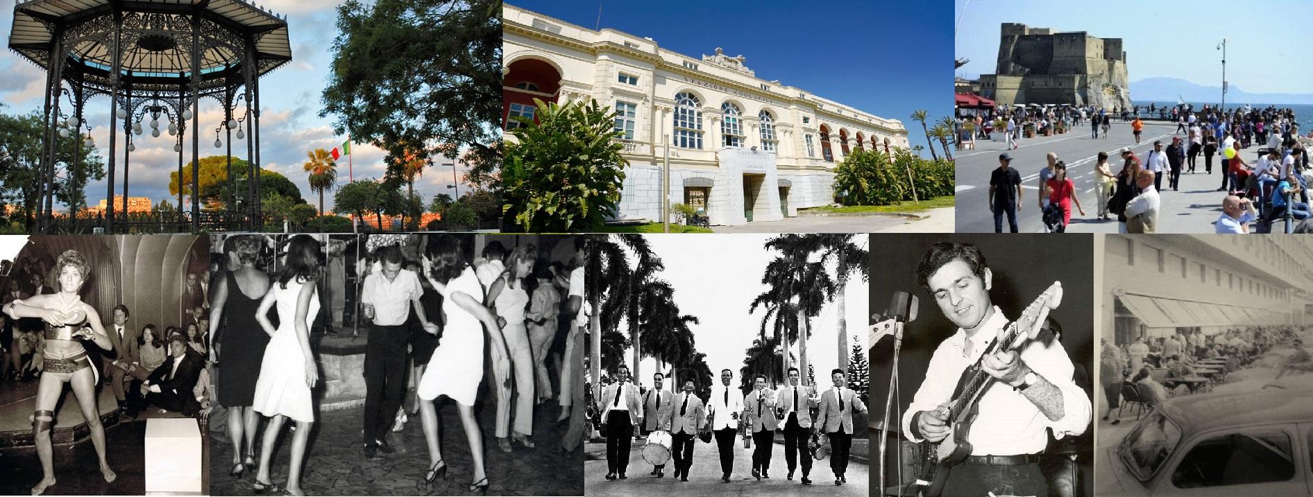 Napoli, Villa Comunale, Lungomare e Night Club: