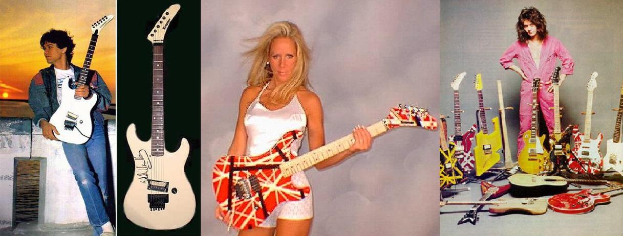 Un ricordo di Eduard (Eddie) Van Halen.