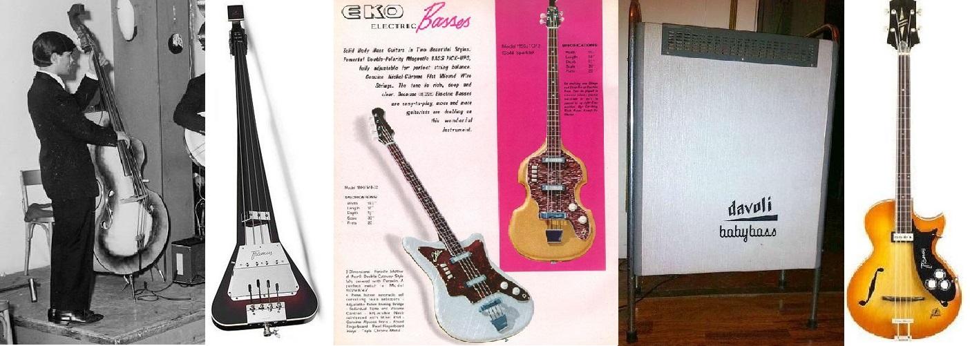 Sei condannato ad essere bassista a vita!
