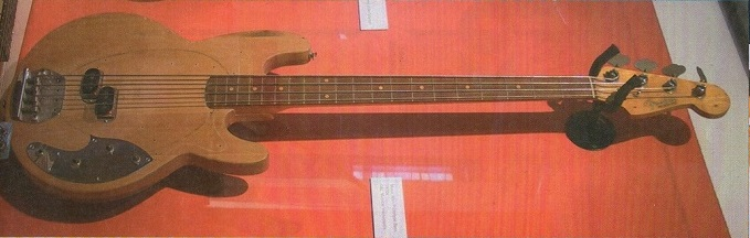 """Entry Level Bass for students""."