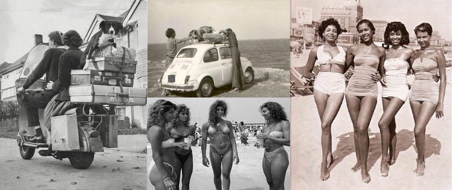 Ricordo delle vacanze di fine anni 60s!