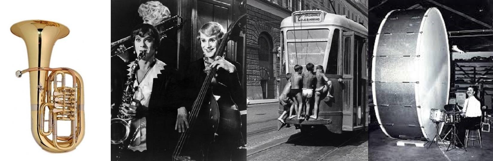 Dura vita di un musicista, anche se amatoriale, in un condominio!