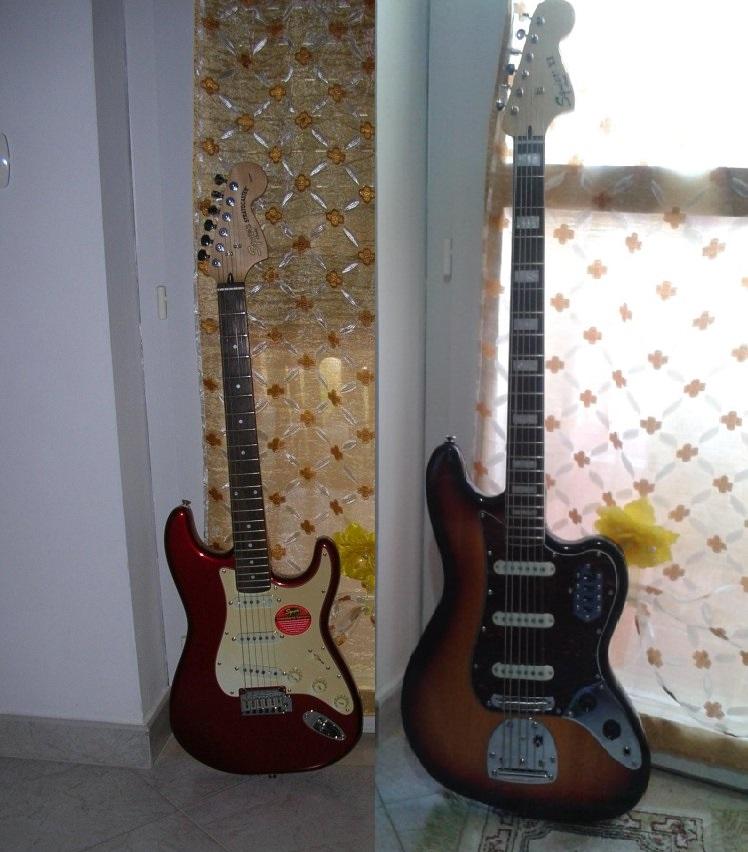 Squier , produzione economica Fender Made in Sol Levante!