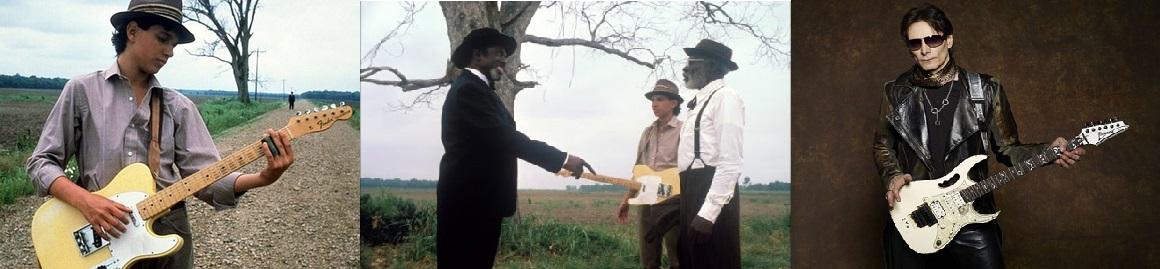 Film Crossroads del 1986, cioè una chitarra come protagonista!