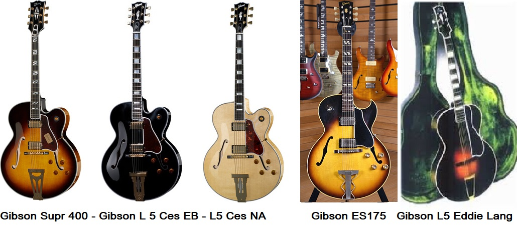 """La vera """"chitarra da Jazz"""", secondo un mio modesto parere!"""