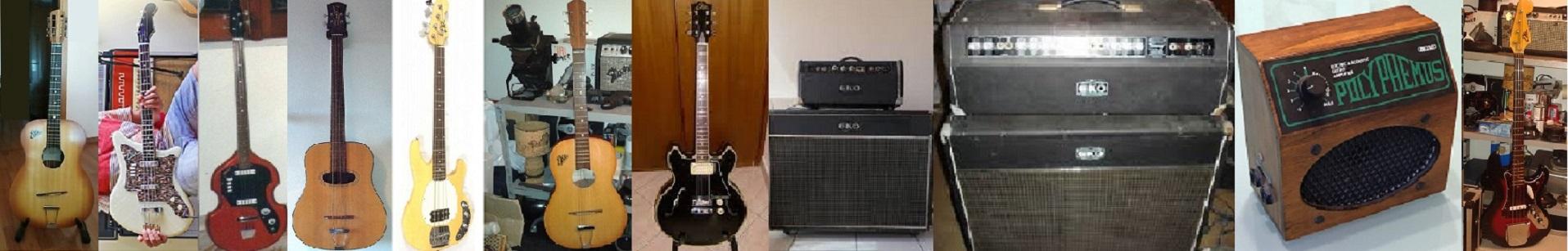 Noi tutti vorremmo possedere le chitarre al top, ma invece dobbiamo ringraziare sempre la nostrana EKO!