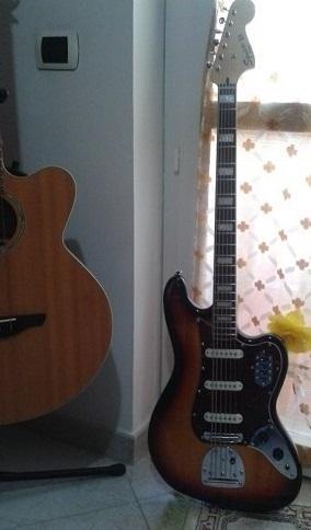 I miei bassi Fender tra rimpianti e conservazione!