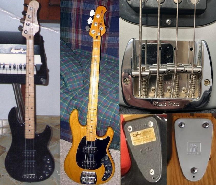 I bassi di Leo Fender post Fender-CBS.
