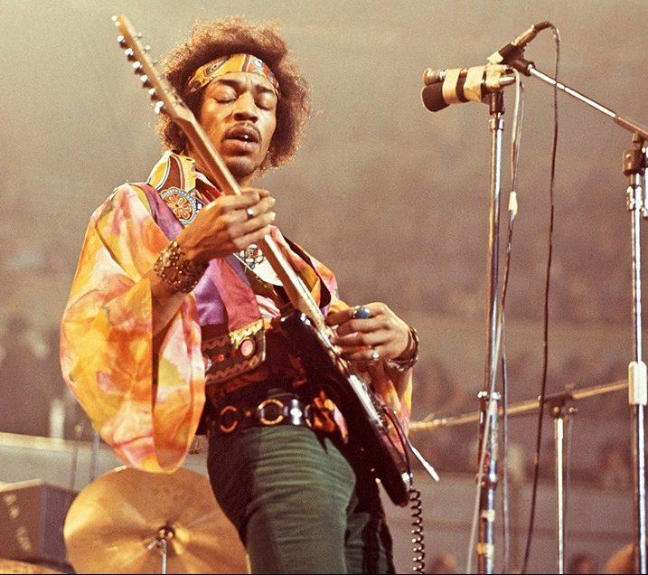 Quel chitarrista che ci cambiò la musica!