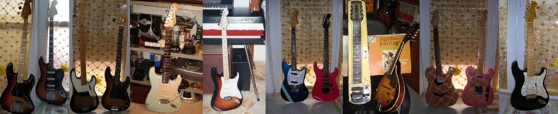 Il mio piccolo mondo Fender.