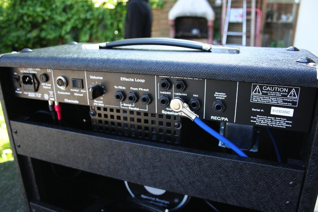 Speaker Emulated Output