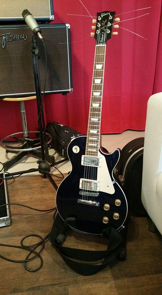La nuova arrivata: Gibson Les Paul Traditional 2013.