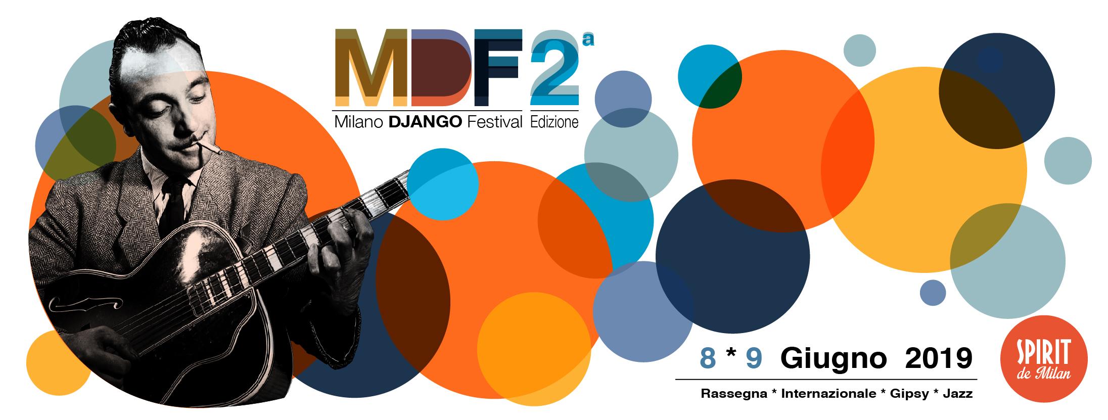 Milano Django Festival 2019