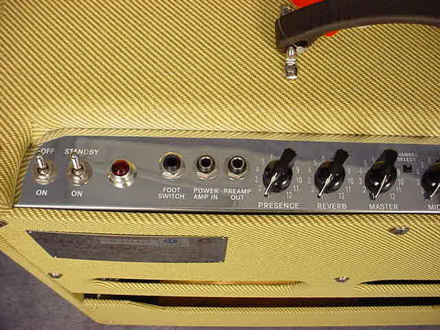 ZOOM G3 e Fender Blues De Ville (collegamento S/R)