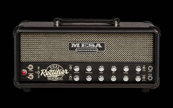 Mesa Boogie Testata Recto-Verb 25w Parere