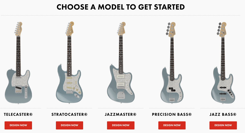 Fender Mod Shop: pareri, opinioni, esperienze?