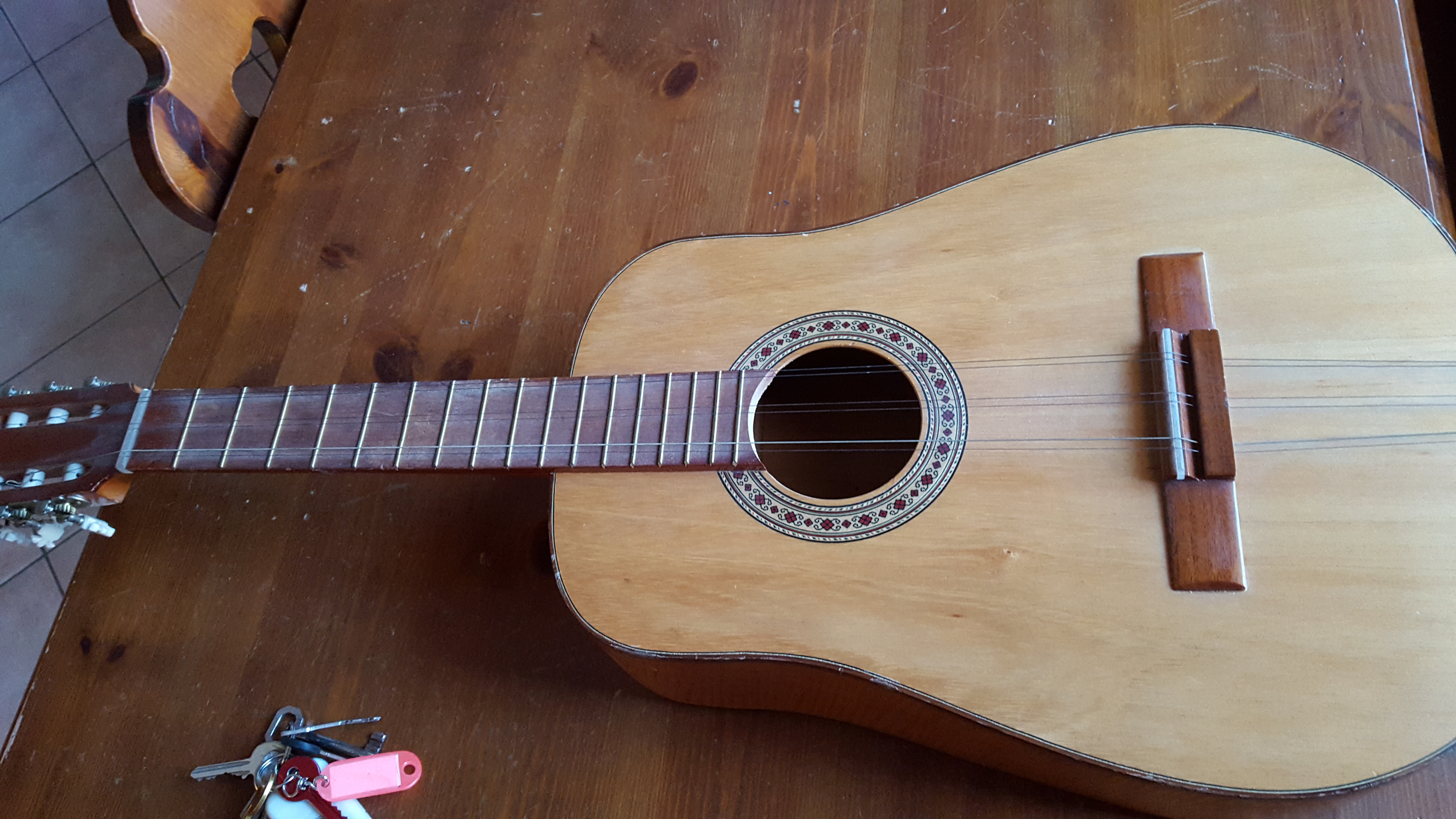 chitarra brasiliana?