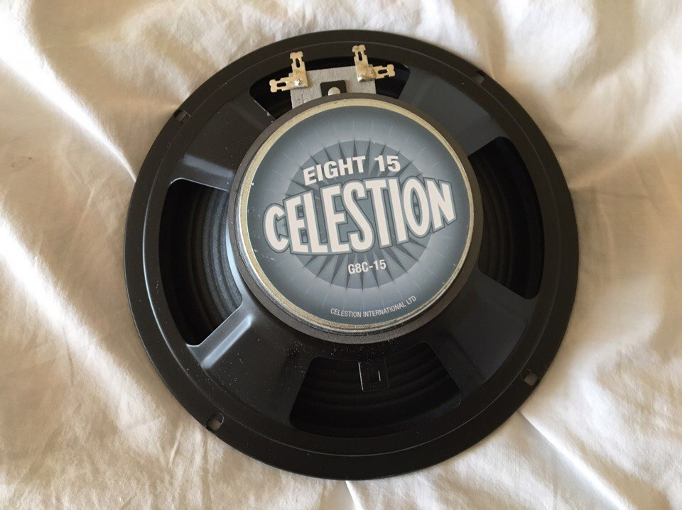 Sul Celestion Eight