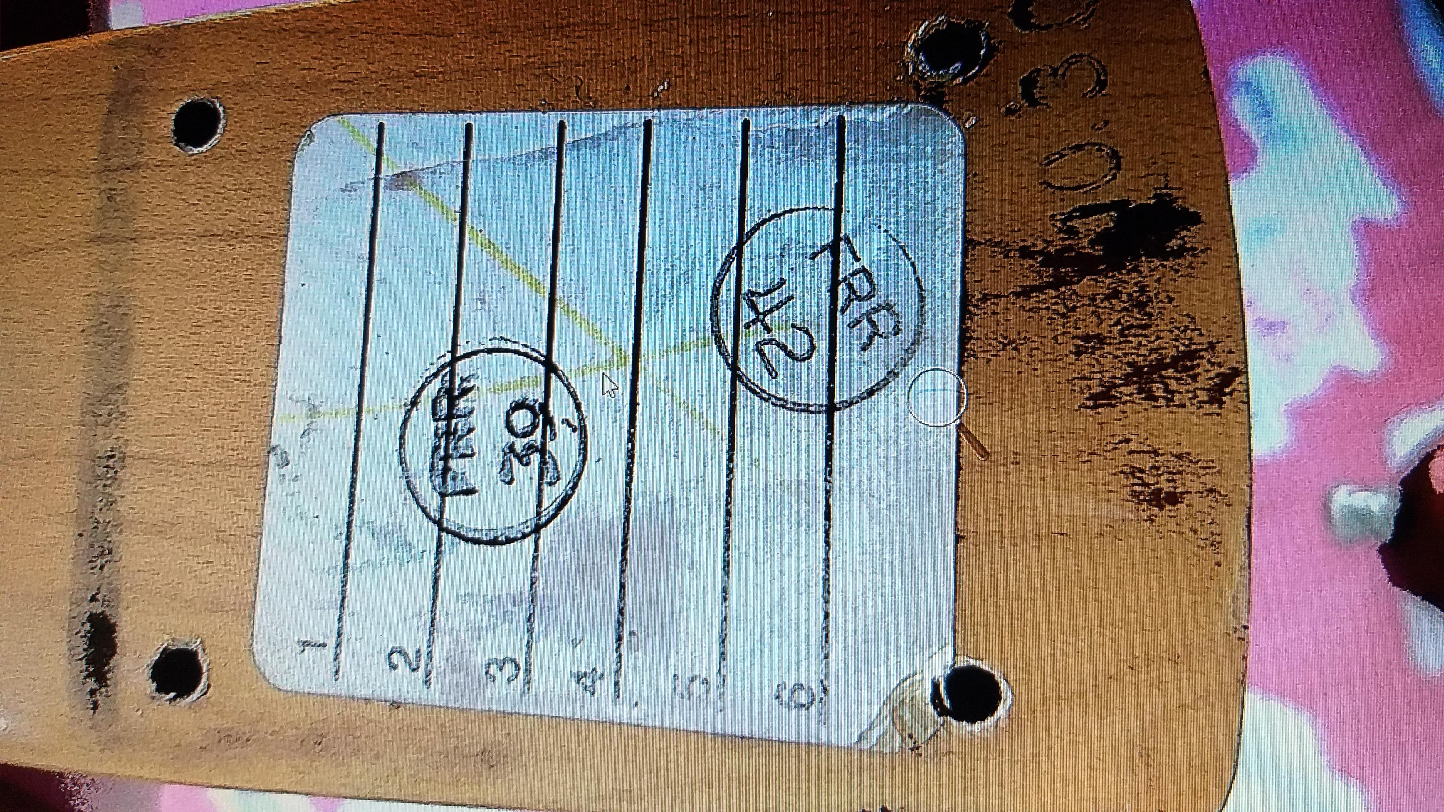 Stratocaster.......ma che modello è?