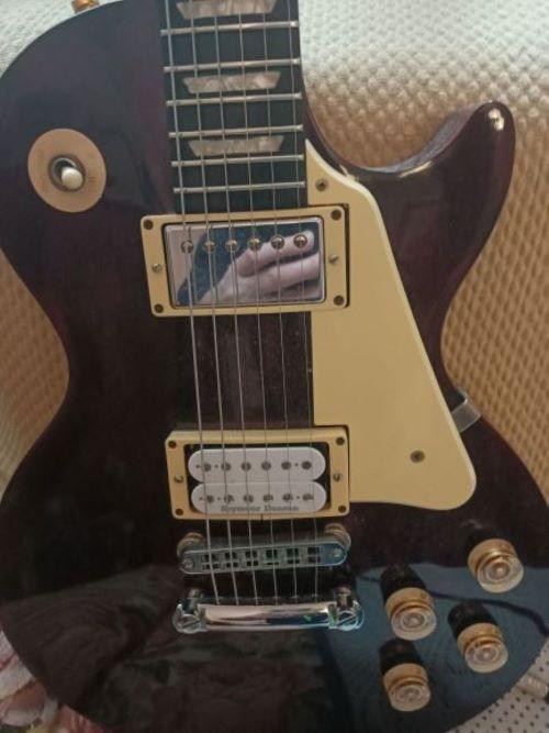 Gibson Les Paul studio 1993 una vera standard