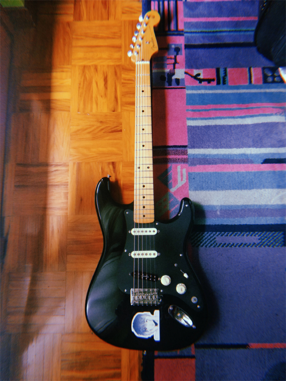 Le mie chitarre