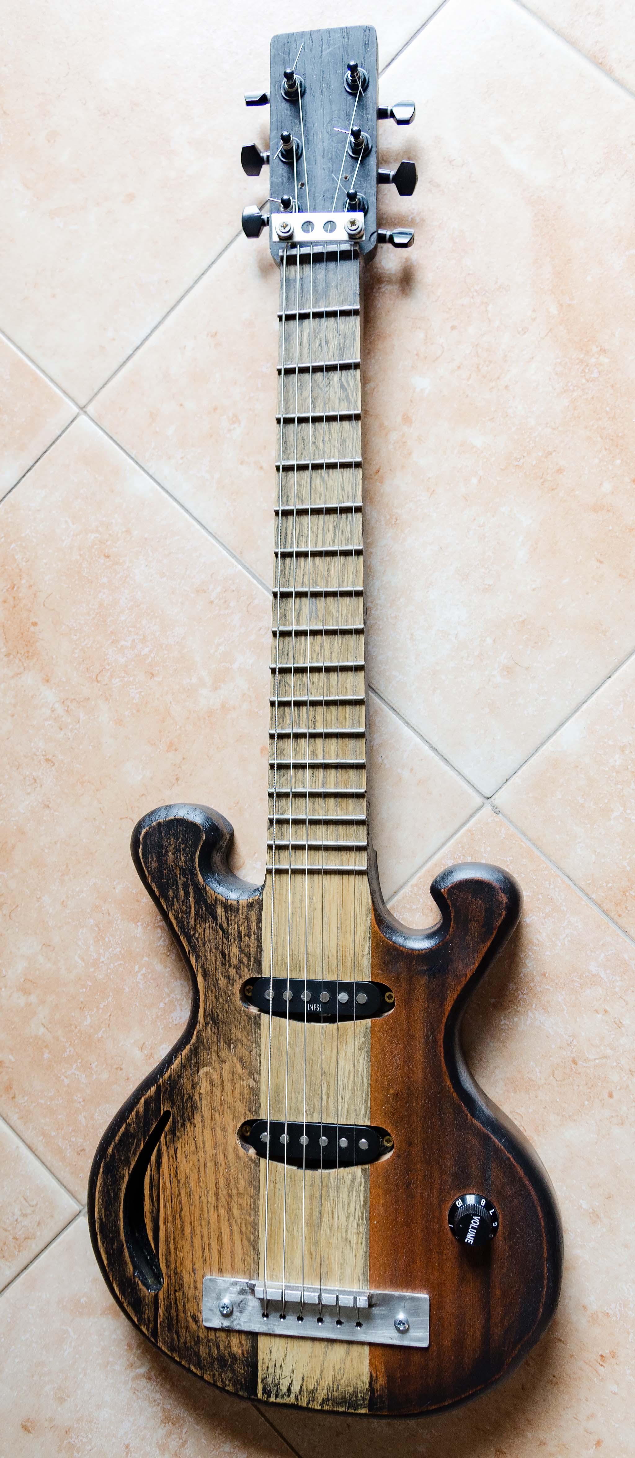 """my """"little guitar"""""""
