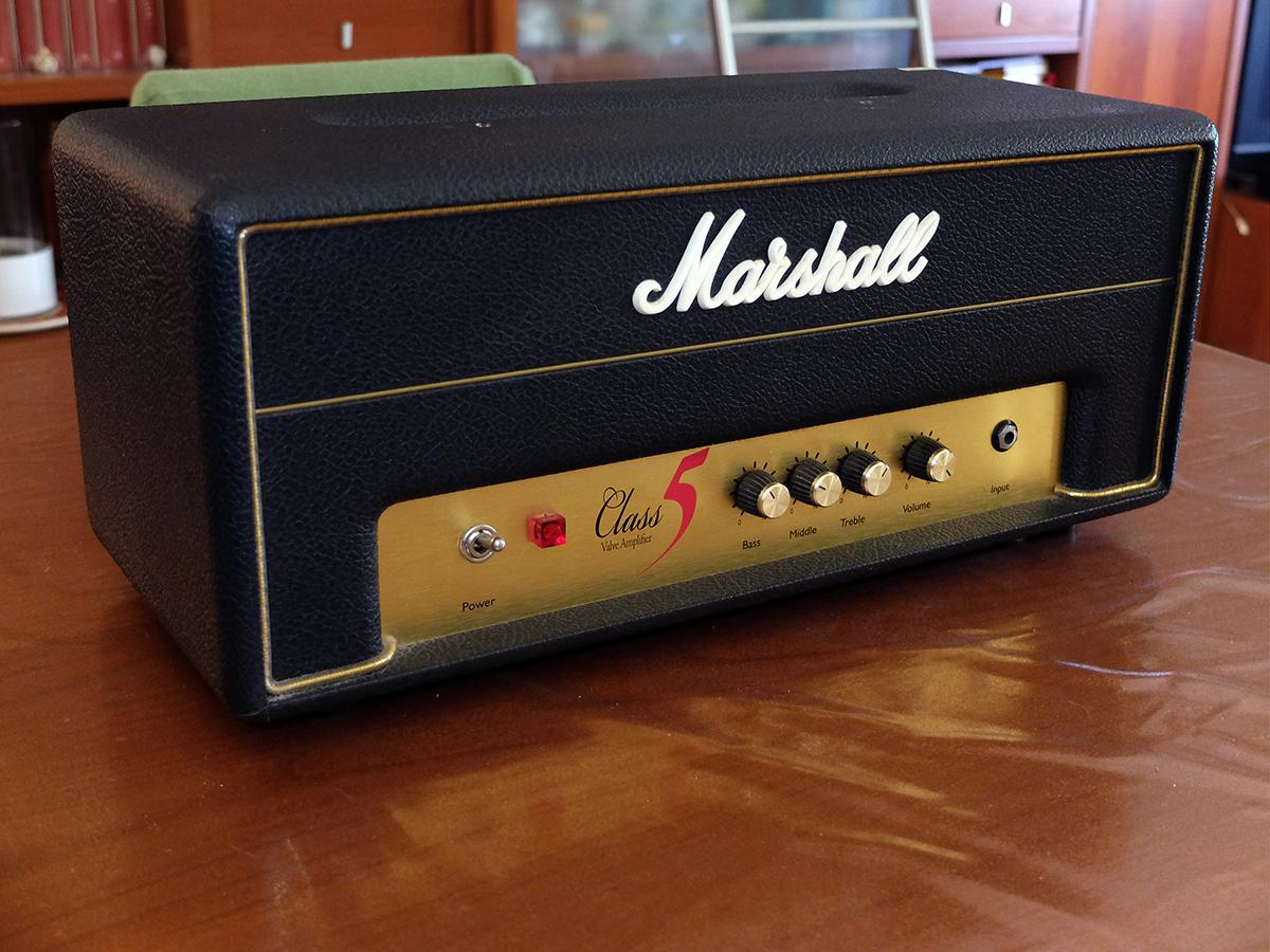 Amplificatore 4: Marshall Class 5
