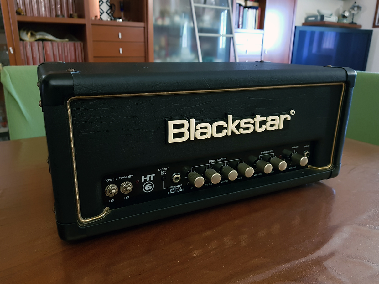 Amplificatore 5: Blackstar HT5H