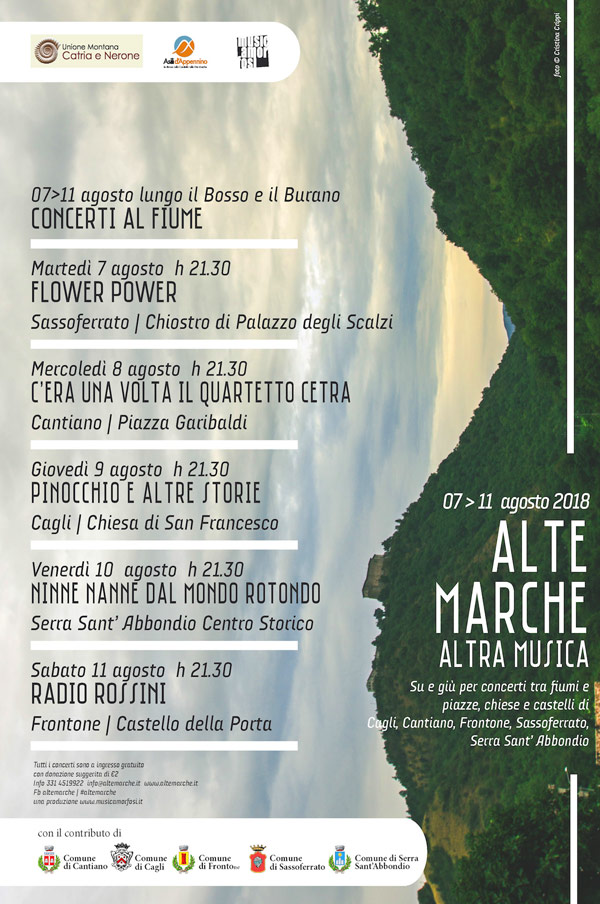 Alte Marche Altra Musica Festival