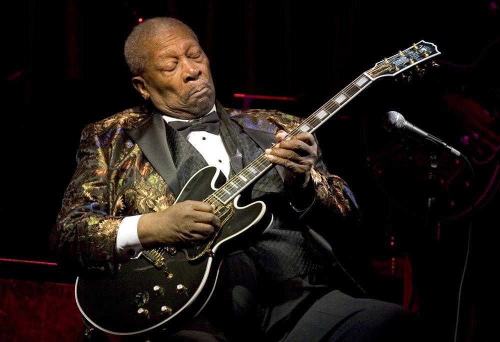 Auguri Maestro del Blues!