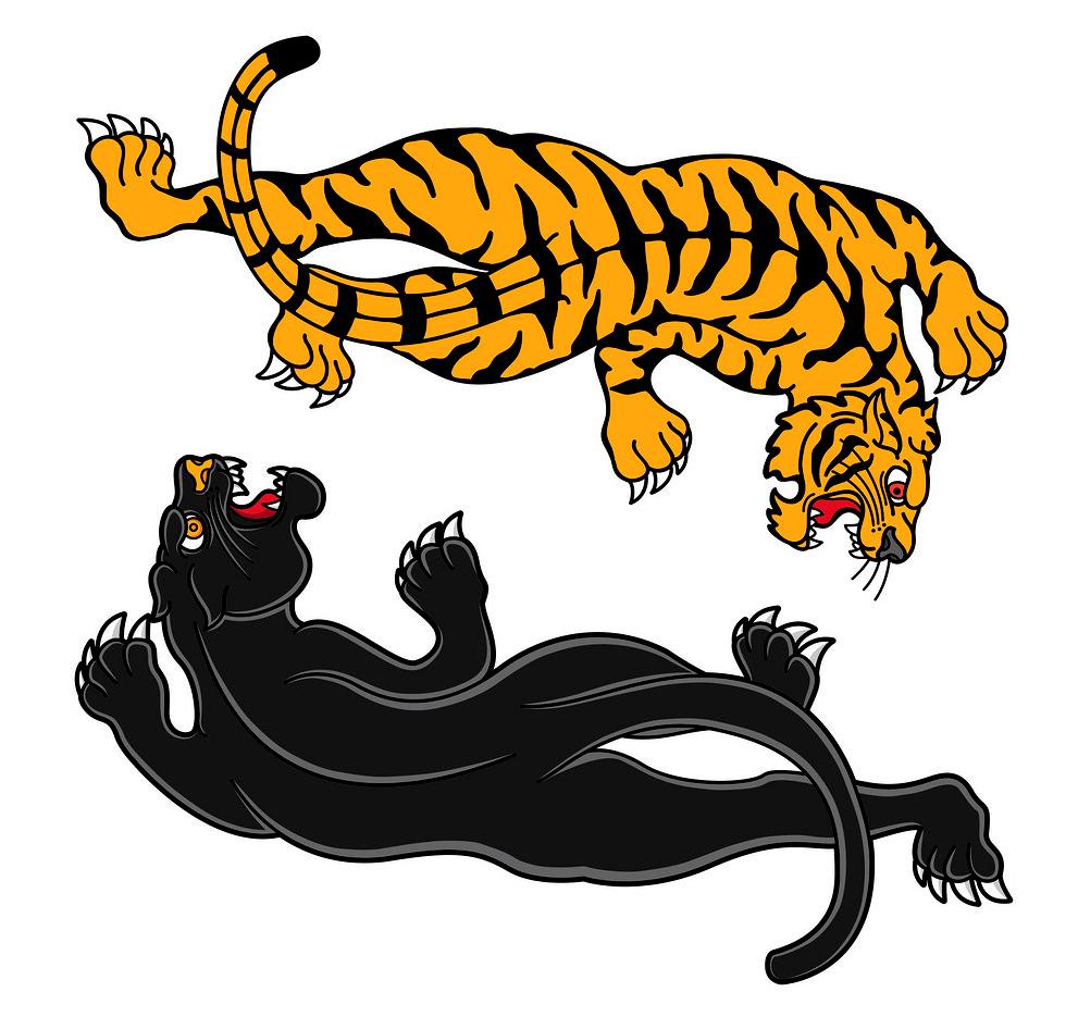 La Tigre e la Pantera