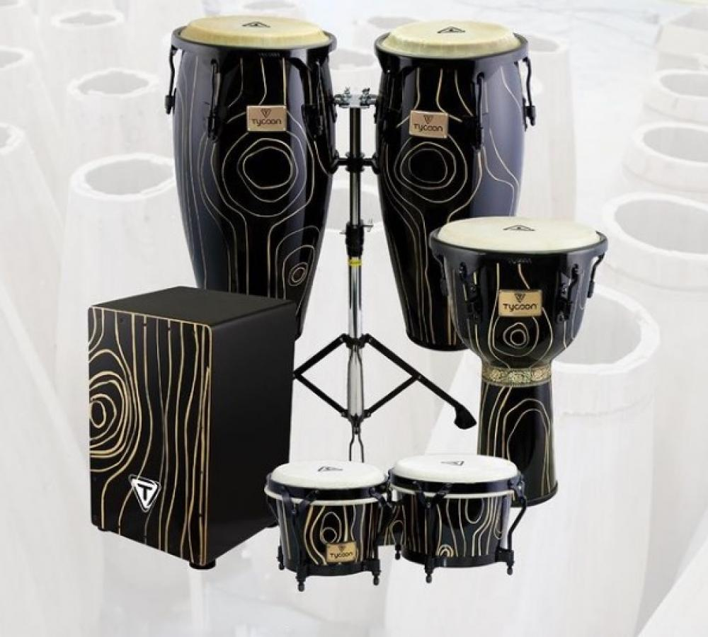 Namm 2021: Tycoon percussioni