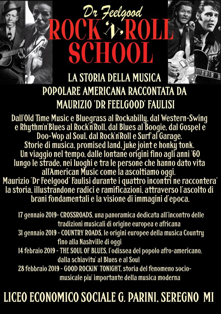A lezione con Dr. Feelgood