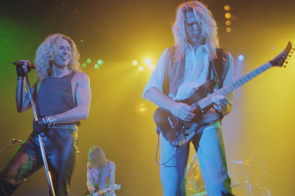 """Vandenberg: """"Van Halen, il solo Guitar Hero degli '80"""""""