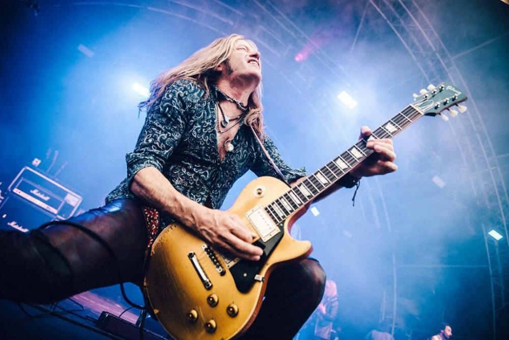 Doug Aldrich: come ottenere un gran suono di chitarra