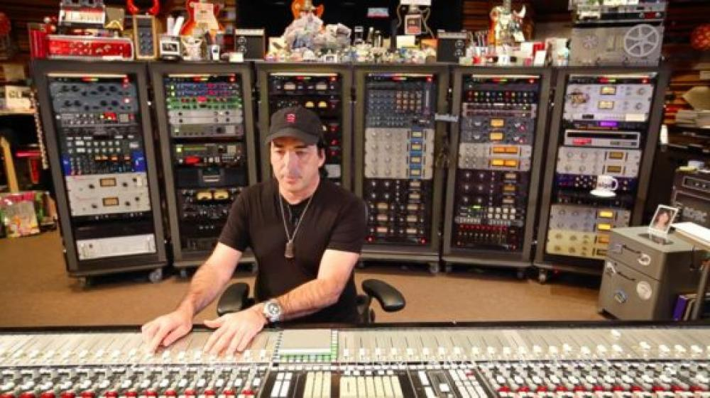 A day with the Mixing-Lord!