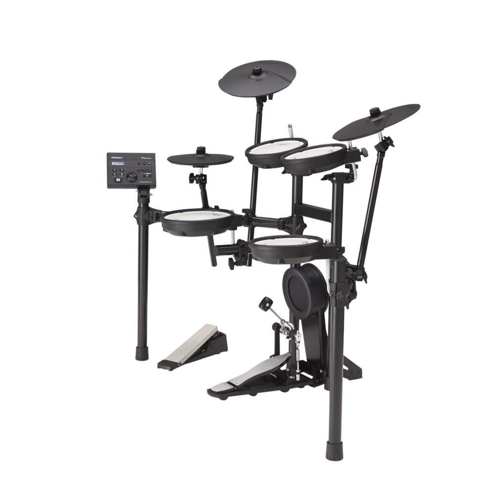 Roland V-Drums TD-07KV: compatta, potente e versatile