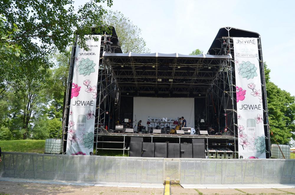 Bose al Mi Ami Festival