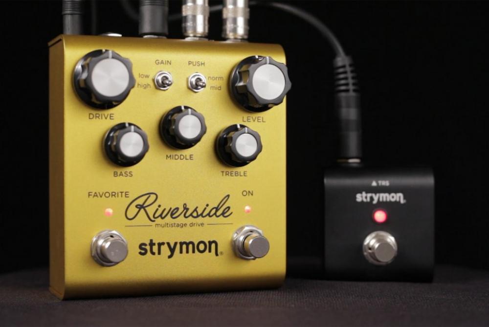 Strymon Riverside: semplice ed efficace