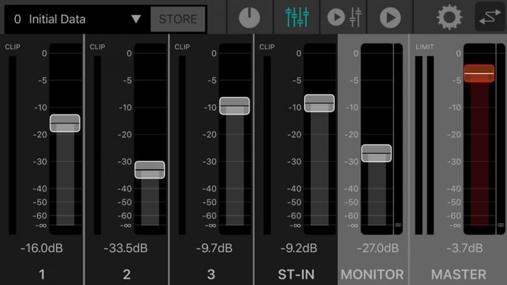 Yamaha Stagepas 1K una app per il controllo remoto