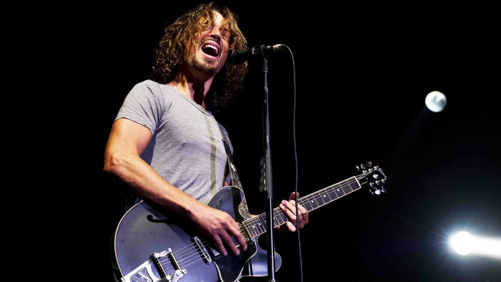 La chitarra di Chris Cornell
