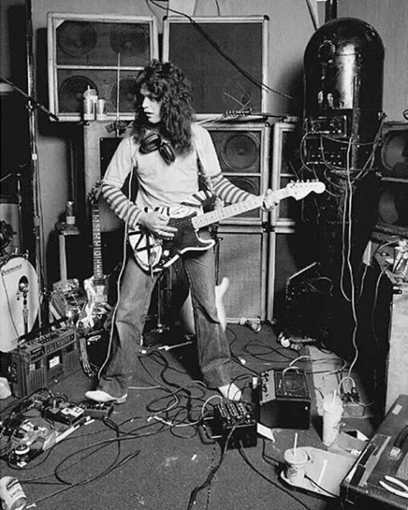 Delay: il suono di Van Halen, Steve Vai e le voci nel Rap